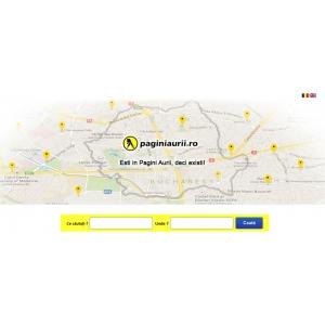Relansare www.paginiaurii.ro şi m.paginiaurii.ro  – noua versiune web a celui mai avansat motor de căutare cu relevanţă locală din România