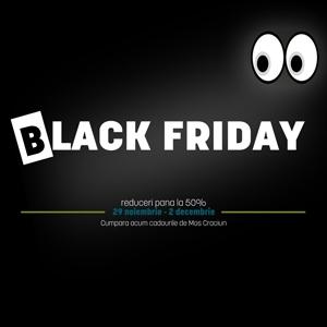 Primul Black Friday in magazinul de accesorii www.azzibo.ro si concurs pe ele.ro