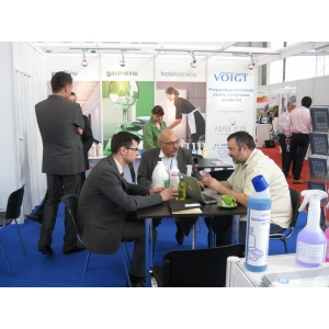 Voigt. Paper Plus preconizează, in urma participării la Cleaning Show, o creștere a vânzărilor cu 10 % în perioada Iunie-August 2012