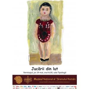 Jucarii din lut - Expozitie la Muzeul National al Taranului Roman