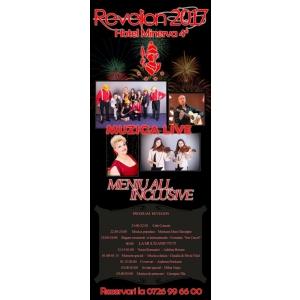 Petrecere de Revelion la Hotel Minerva