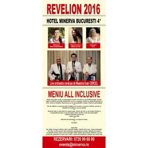 Revelion la Hotel Minerva