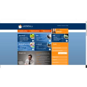 siteuri de anunturi. licitatia.ro