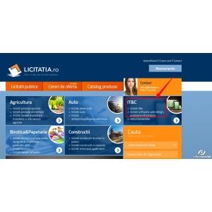 pozitronic web srl. licitatia.ro oportunitati pentru SRL-D