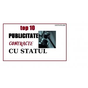 top 10. Top 10 Licitatii  publicitate iunie 2012, licitatia.ro
