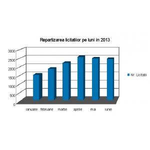 Licitatii, licitatii publice 2013