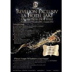 Revelion la Hotel IAKI