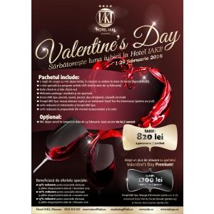 Oferte noi pentru cupluri in luna Februarie la Hotel IAKI, Mamaia