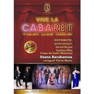 show de cabaret la hotel iaki. Mulanruj - Vive la Cabaret la Hotel IAKI, din Mamaia