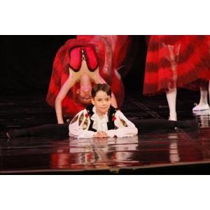 balet. Aici este locul nostru