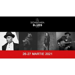 Reprogramare Sighișoara Blues Festival
