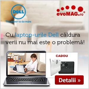 laptop dell. Cu laptop-urile DELL, caldura verii nu mai este o problema
