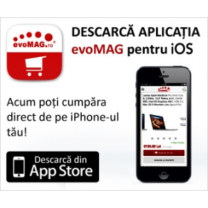 evoMAG şi-a lansat aplicaţie pentru dispozitivele cu iOS