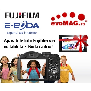 finepix s2980. Surprinde imaginile primaverii cu evoMAG si Fujifilm