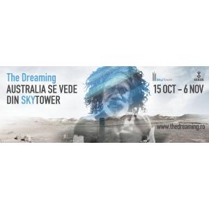 THE DREAMING - Expoziție de artă aborigenă cu vânzare, o premieră în România