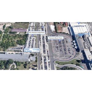 Din 14 aprilie te poti testa pentru calatorie in aer liber in parcarea Aeroportului Otopeni