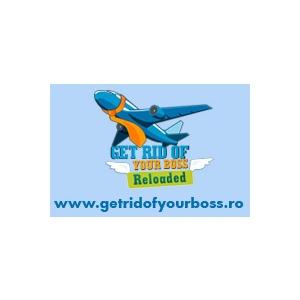 Bucuresti 12 Iunie 2012 – Compania Blue Air anunta lansarea concursului Get Rid of Your Boss, in varianta Reloaded