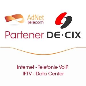 AdNet Telecom a devenit primul Reseller DE-CIX din Romania