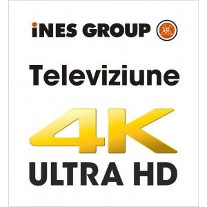 canal 4k/uhd. iNES GROUP anunță testarea cu succes a televiziunii 4K/UHD!