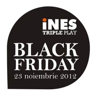 ines triple play. iNES Triple Play intra in Campania Black Friday!