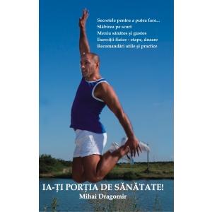 Cartea ''Ia-ţi porţia de sănătate''