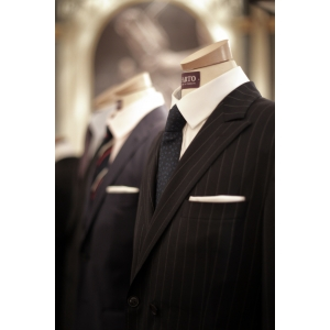 gentlemen. SARTO made to measure, partener exclusiv al evenimentului Chivas Regal - Modern Gentlemen's Evening