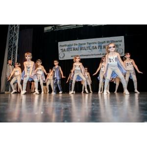 club sportiv olimpic triumf. Festivalul National de Dans pentru Copii si Tineret- editia 2013