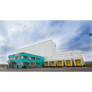 Bay. Edenia Distribution Center - deschiderea oficială a celui mai înalt High-Bay de produse congelate din Europa