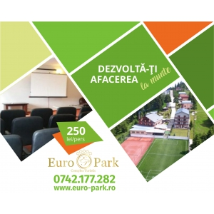 Teambuilding si distractie la Complex Euro Park Fundata!