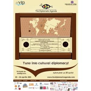 The DIPLOM. The Diplomatic Agenda – Tune into cultural diplomacy!