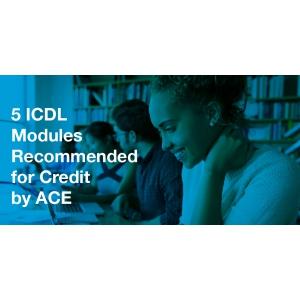 5 Module ECDL recomandate pentru credite la facultate de către Consiliul American pentru Educaţie