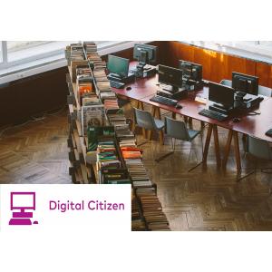 Bibliotecarii devin facilitatori de competente IT pentru comunitate. Primele 10 biblioteci Centre ECDL Digital Citizen