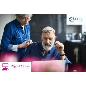 Digitalizarea nu trebuie sa lase pe nimeni in urma!  Primul program Digital Citizen de educatie digitala a varstinicilor