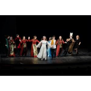 Premiantii Galei 5 licee – 5 teatre
