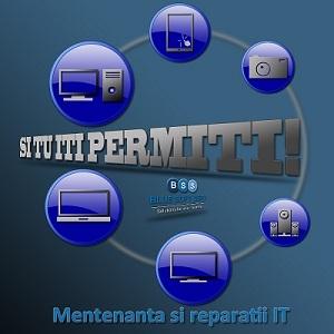 Preturi avantajoase pentru servicii complete de reparatii si mentenanta IT pentru firme care au 3, 4 sau 5 echipamente !