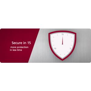 protectie McAfee. McAfee: 15 minute/zi - si compania ta este protejata!