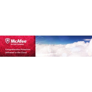 cloud security. Solutiile McAfee Security-as-a-Service sunt oferite numai prin Blue Soft Serv - partener certificat