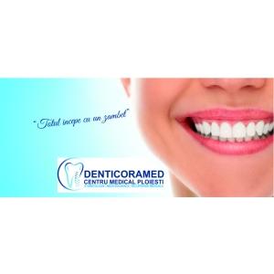 Denticoramed Ploiesti este Fabrica de zambete | stomatologie generala, estetica dentara si implantologie