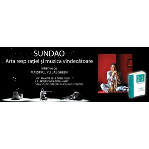 """The Sun. """"SUNDAO: Arta respiraţiei şi muzică vindecătoare"""""""