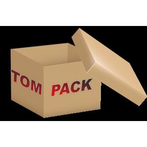 patiserie. Ambalaje carton sunt secretul vanzarii produselor de patiserie