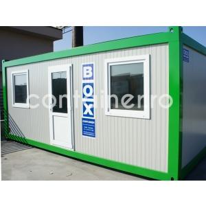 birouri delimitate. Box Container – containere modulare pentru spatii bine delimitate!