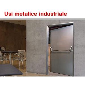 sisteme de control industriale. De ce sa alegi usi metalice industriale Deko Doors