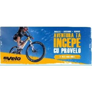 FA. Fa miscare cu Provelo, un magazine biciclete Bucuresti!