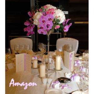 aranjamente florale nunta. Floraria Amazon locul unde se creeaza cele mai frumoase aranjamente florale nunta