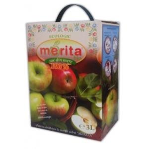 merita bio. Merita Bio-Beneficiile sucului natural de mere