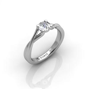 inel de logodna. Must have in 2016: inel de logodna cu diamant