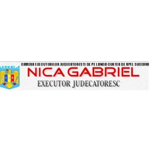 executor. Nica M. Gabriel- Birou Individual Executor – servicii de exceptie din partea unui executor judecatoresc Suceava!