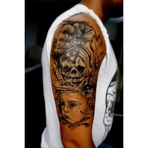Bucuresti. tattoo Bucuresti