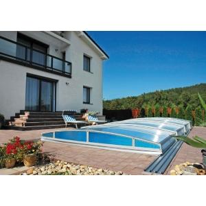 Style Pasifika. Free style - sisteme pentru acoperirea piscinelor