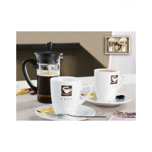RomRast-Set cesti cafea. Savureaza momentul!